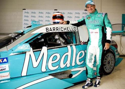 Rubens Barrichello - Stock Car
