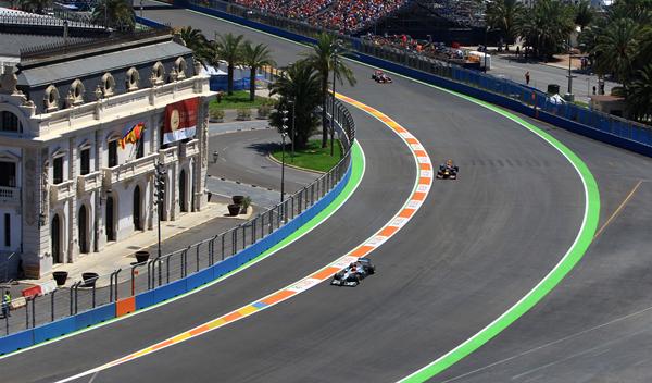 Una empresa singapurense planea devolver la F1 a Valencia