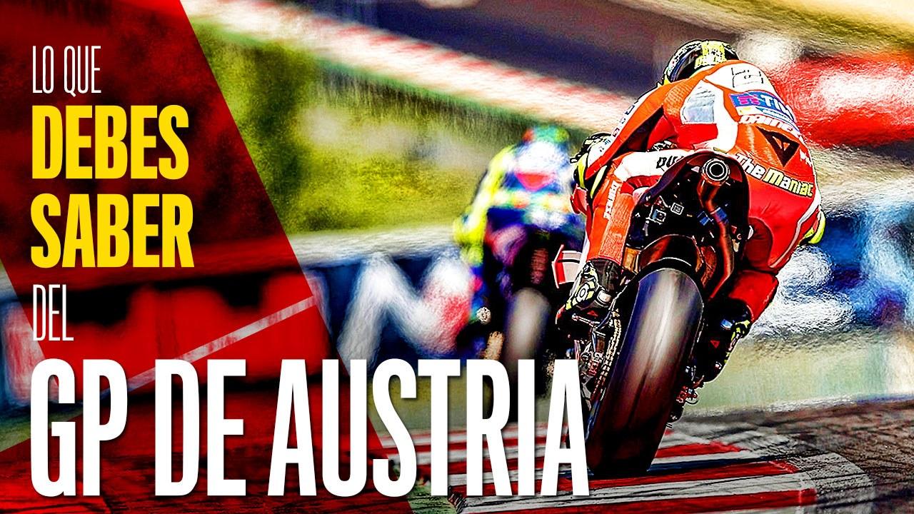 Claves MotoGP Austria 2017