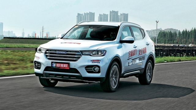 Coches chinos: Haval H6