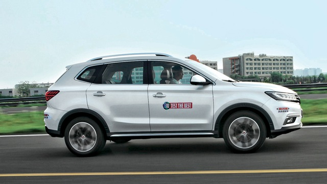 Coches chinos: Roewe RX5