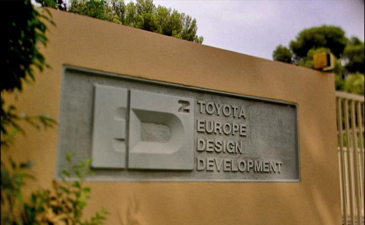 Toyota Europe Design