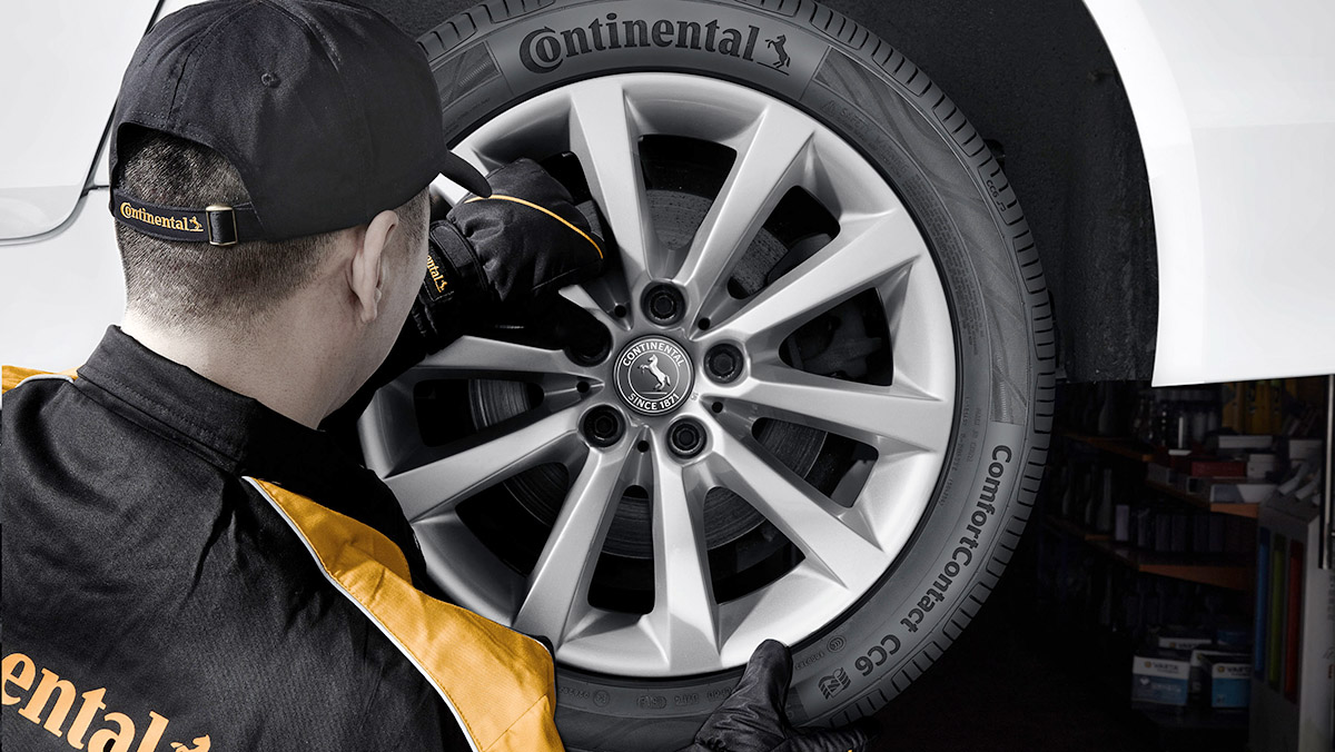 ¿Está tu coche preparado para el otoño? Asegúrate de montar los neumáticos adecuados