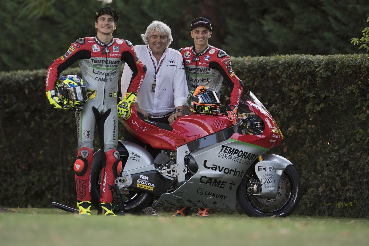 Cu nto cuesta tener un equipo de moto2 durante una for Cuanto cuesta pintar una moto
