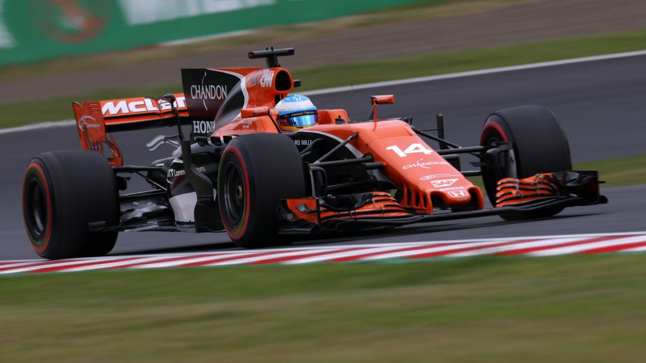 Fernando Alonso Cambia De Motor Y Tendr Que Remontar En