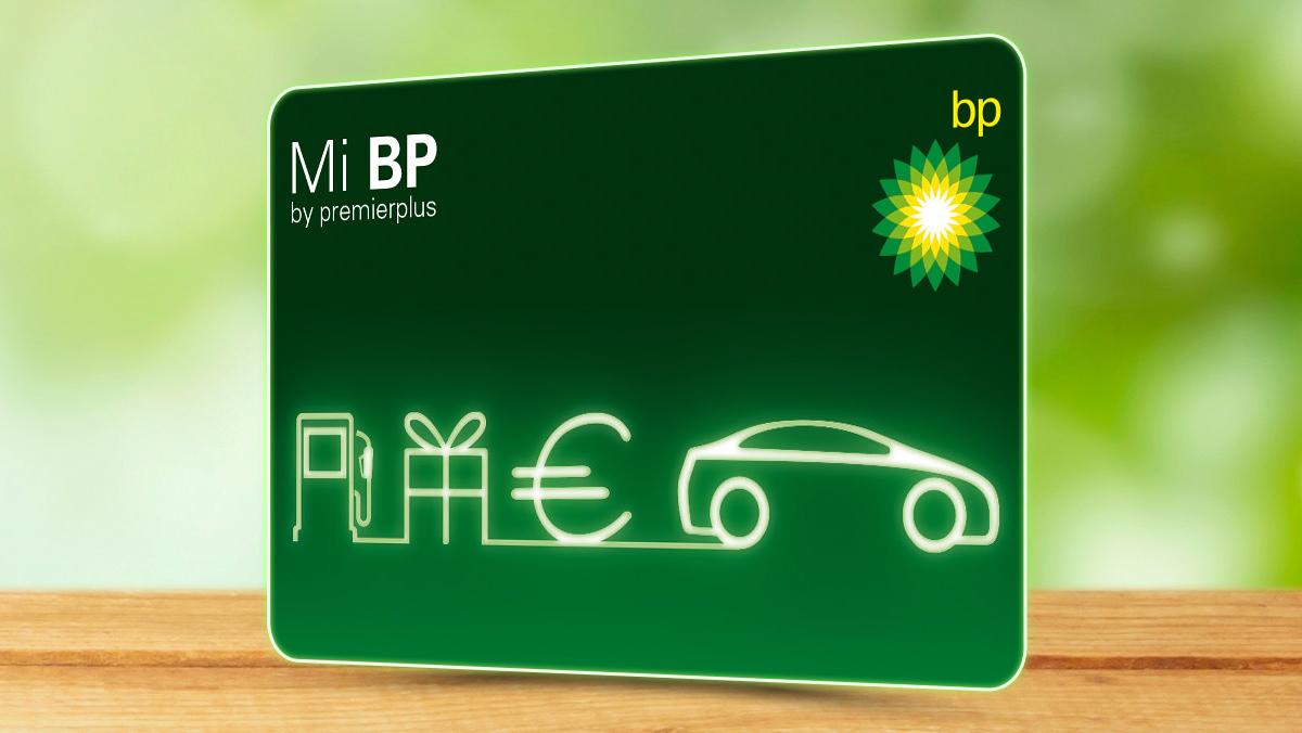 Programa de puntos Mi BP