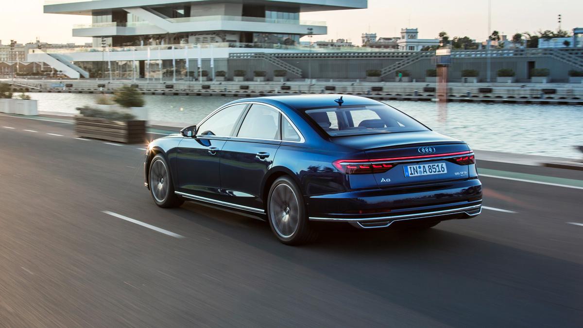 Prueba Audi A8 2017 (trasera 2)