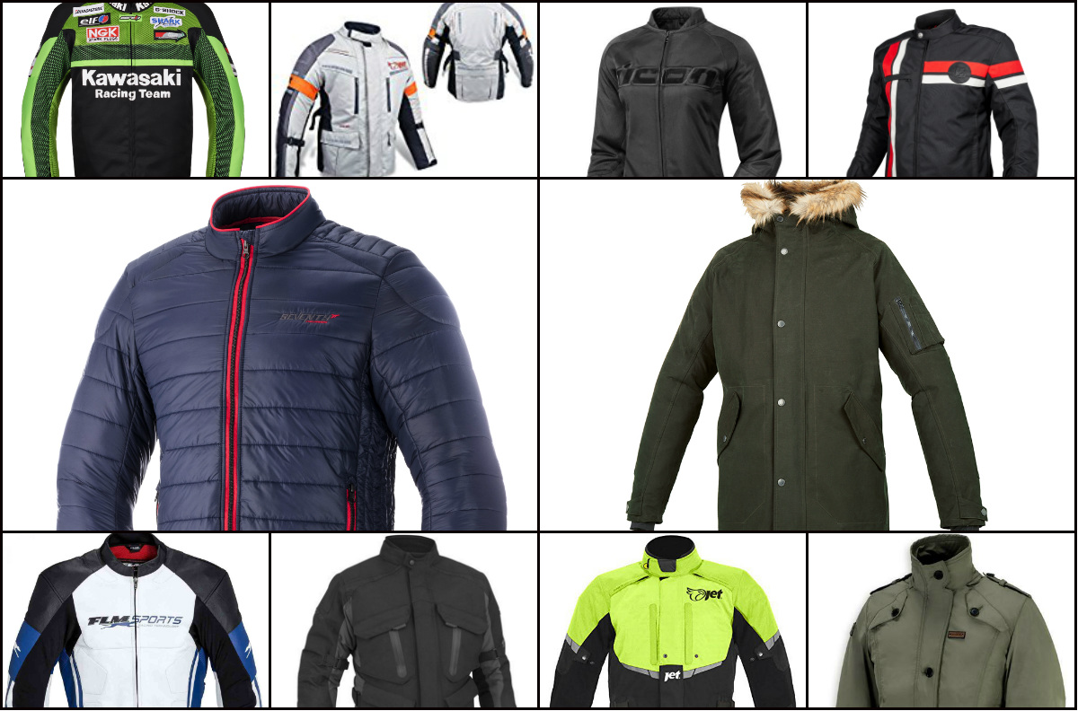c77c7647220 10 chaquetas de moto que puedes pedir a los Reyes Magos -- Autobild.es