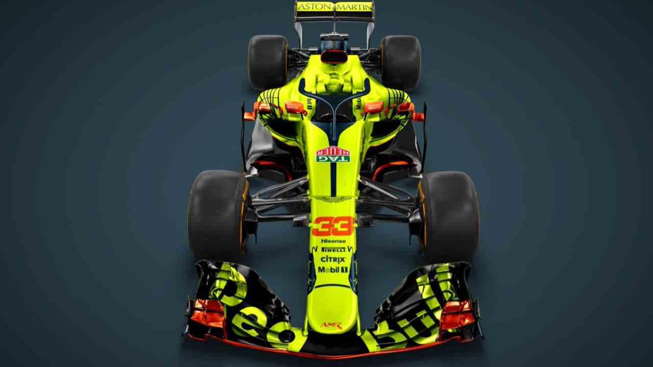 Como Luciria Un Red Bull Con Los Nuevos Colores De Aston Martin F1 Autobild Es