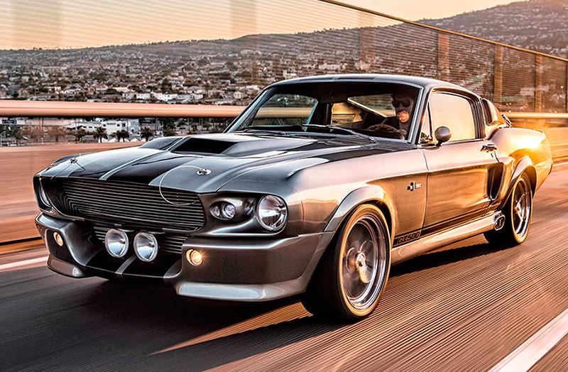 El Ford Mustang Eleanor Vuelve A Europa 161 Para