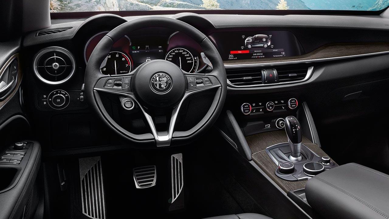 Prueba del Alfa Romeo Stelvio 2.0 280 CV Q4 First Edition