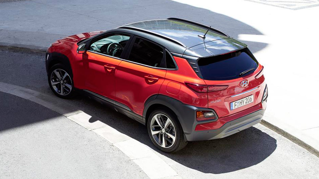 prueba del hyundai kona 1 6 t gdi 177cv awd dct style. Black Bedroom Furniture Sets. Home Design Ideas
