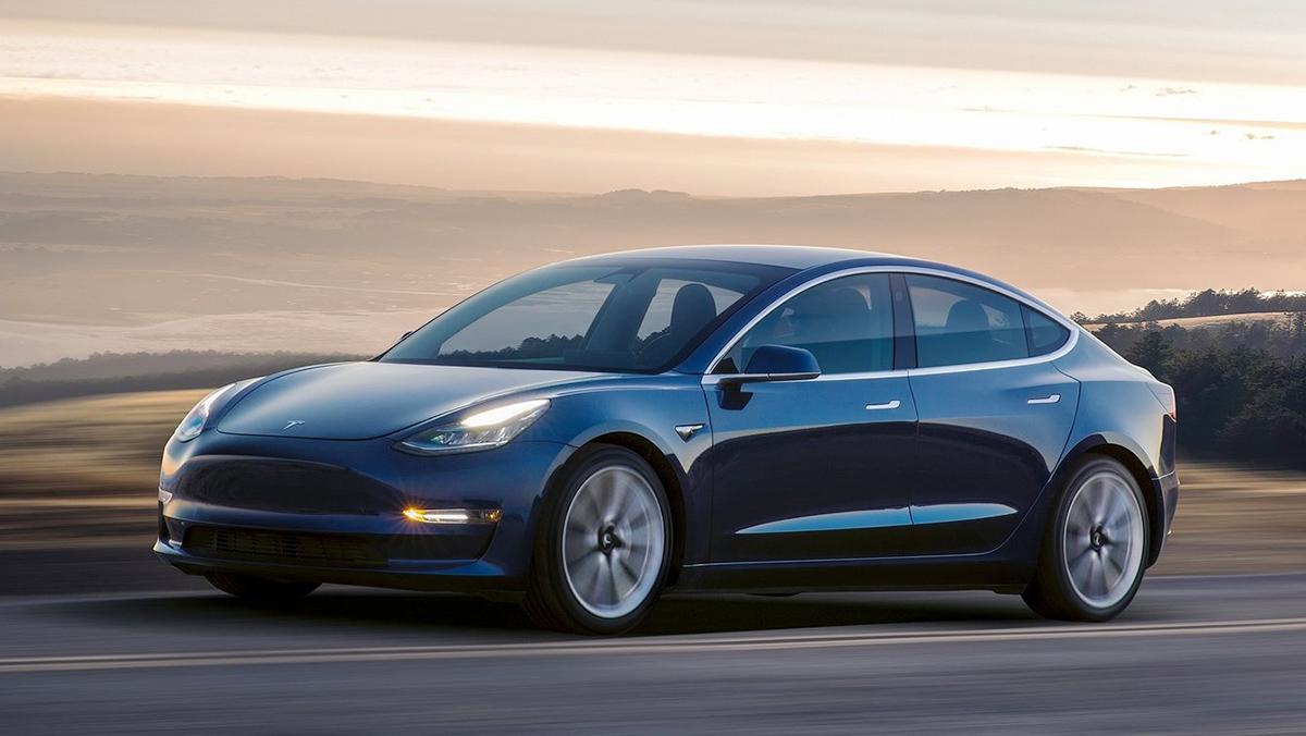 Tesla Model 3 Ya N De La Cadena Montaje Hola Revolución Autobild Es