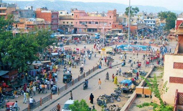 Tráfico India