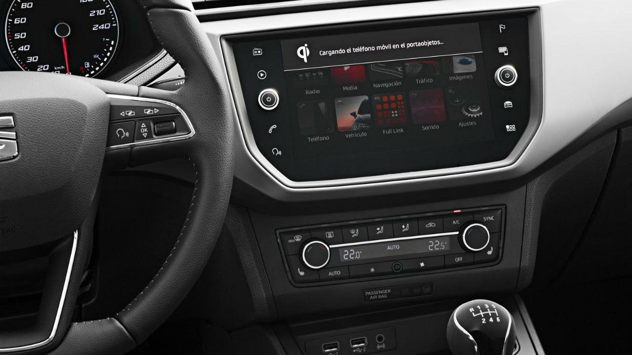 3 secretos del interior del Seat Ibiza 2018 -- Autobild.es