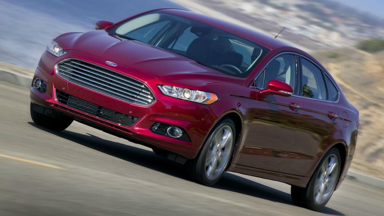 El restyling previsto para el Ford Fusion (Mondeo) podría haber sido cancelado -- Autobild.es