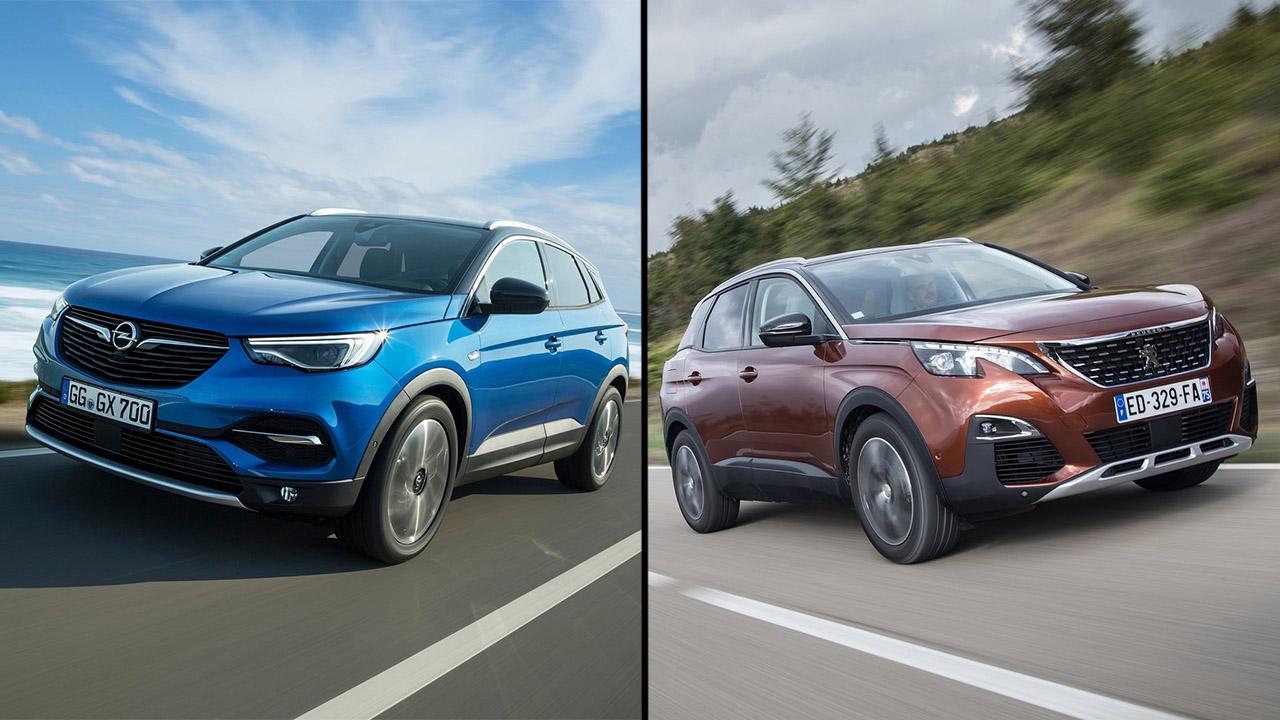 ¿Cuál comprar, Peugeot 3008 u Opel Grandland X? -- Autobild.es