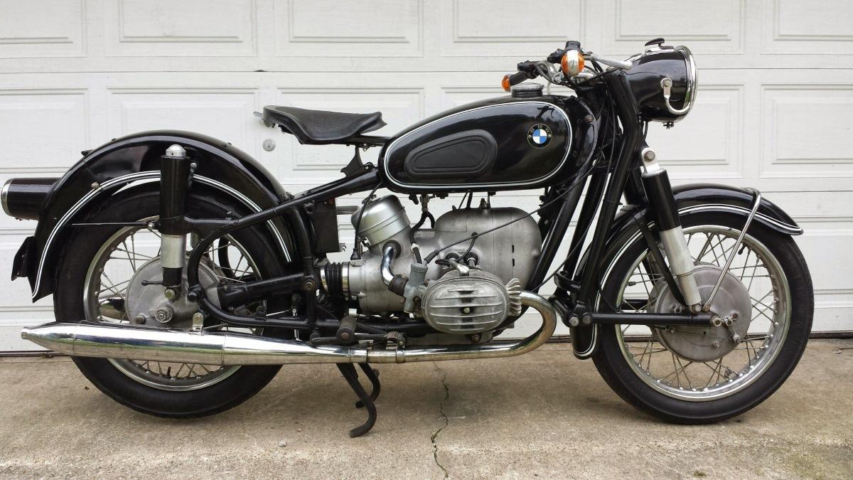 viejas leyendas as era la bmw r60 motos. Black Bedroom Furniture Sets. Home Design Ideas