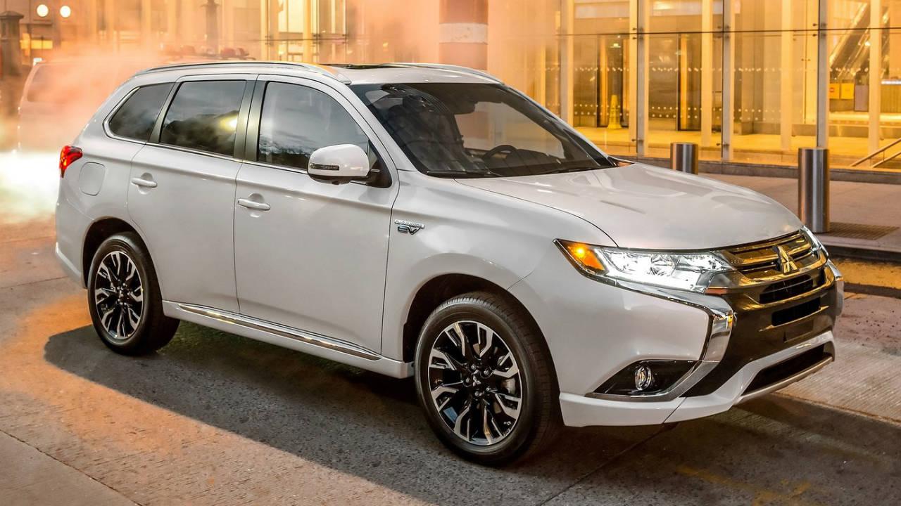El Nuevo Mitsubishi Outlander Phev 2019 Con Novedades Por
