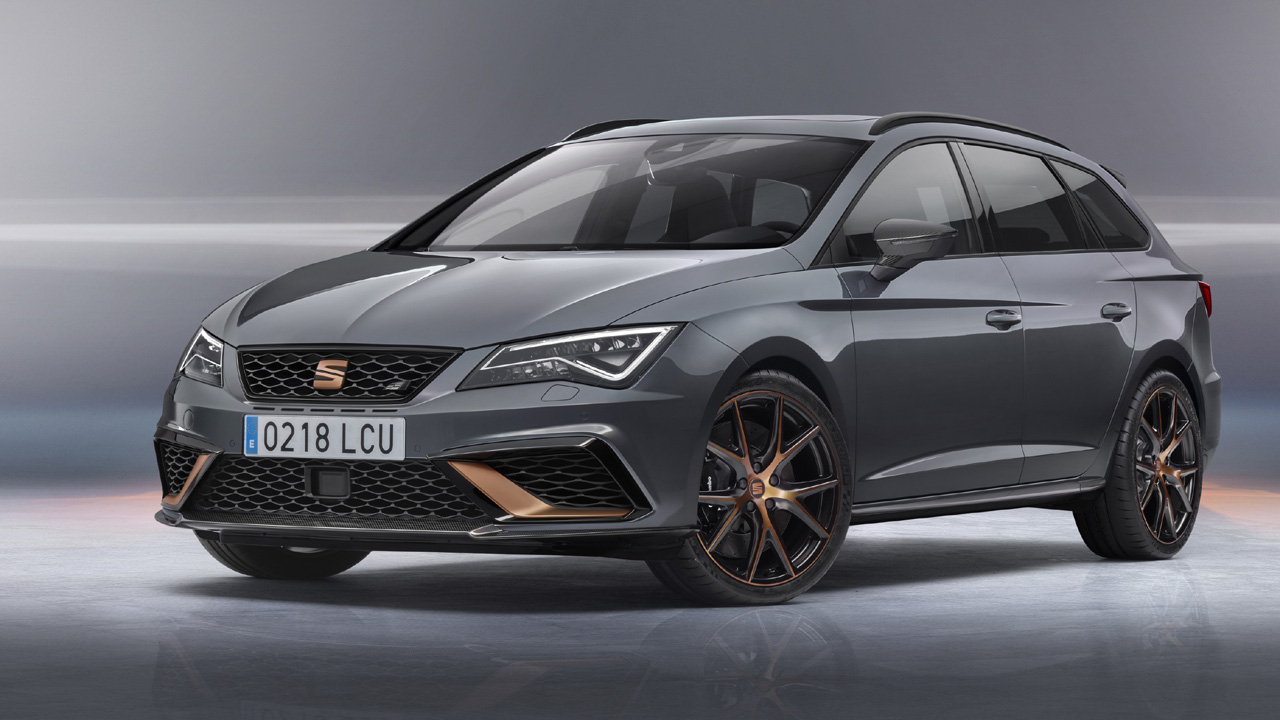 seat le n st cupra r el familiar m s radical de la historia de seat. Black Bedroom Furniture Sets. Home Design Ideas