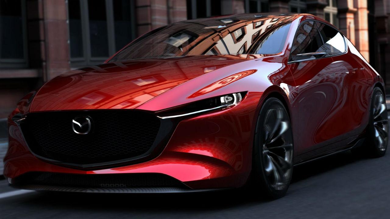 Mazda Kai Concept, ¿o deberíamos decir Mazda3 2019 ...