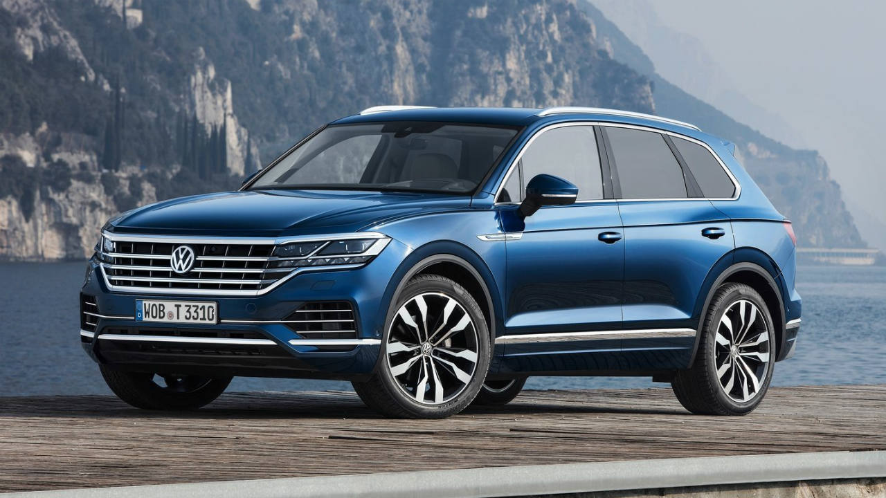 precios del nuevo volkswagen touareg 2018. Black Bedroom Furniture Sets. Home Design Ideas
