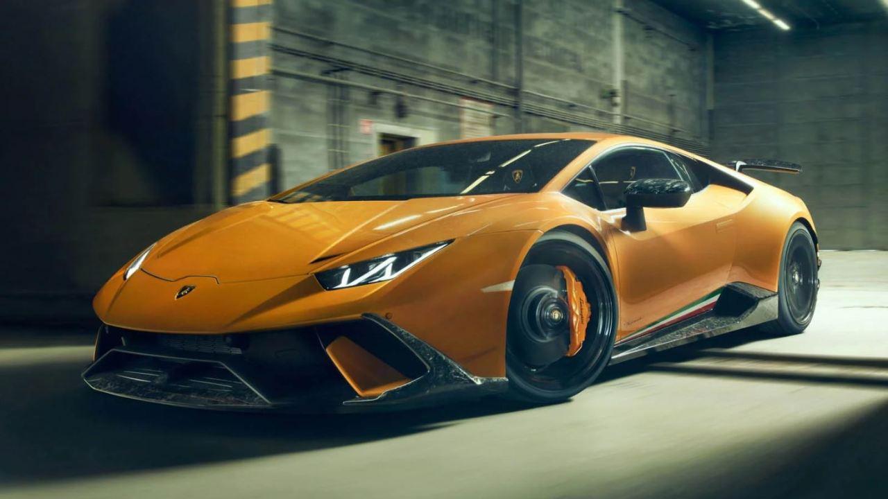 Novitec Le Mete Mano Al Impresionante Lamborghini Huracan