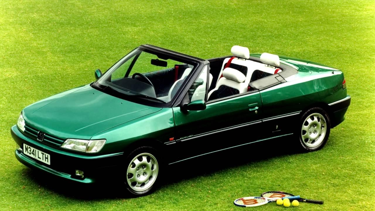 coches para el recuerdo peugeot 306 cabriolet. Black Bedroom Furniture Sets. Home Design Ideas