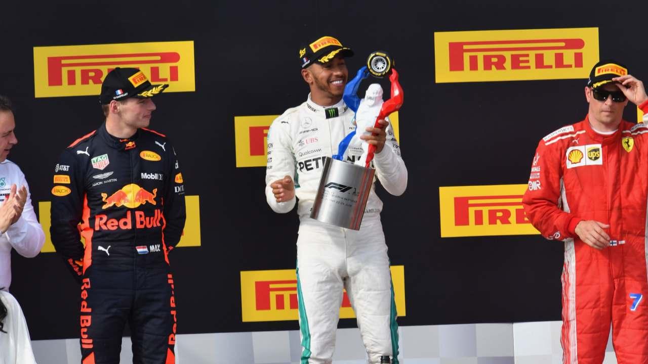 Por qué el trofeo del GP de Francia de F1 es un gorila? -- F1 -- Autobild.es