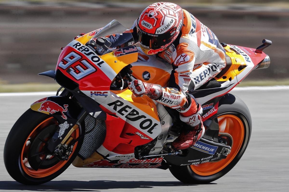 Carrera motogp assen 2018 m rquez gana una carrera hist rica motos - Patinete electrico marc marquez ...