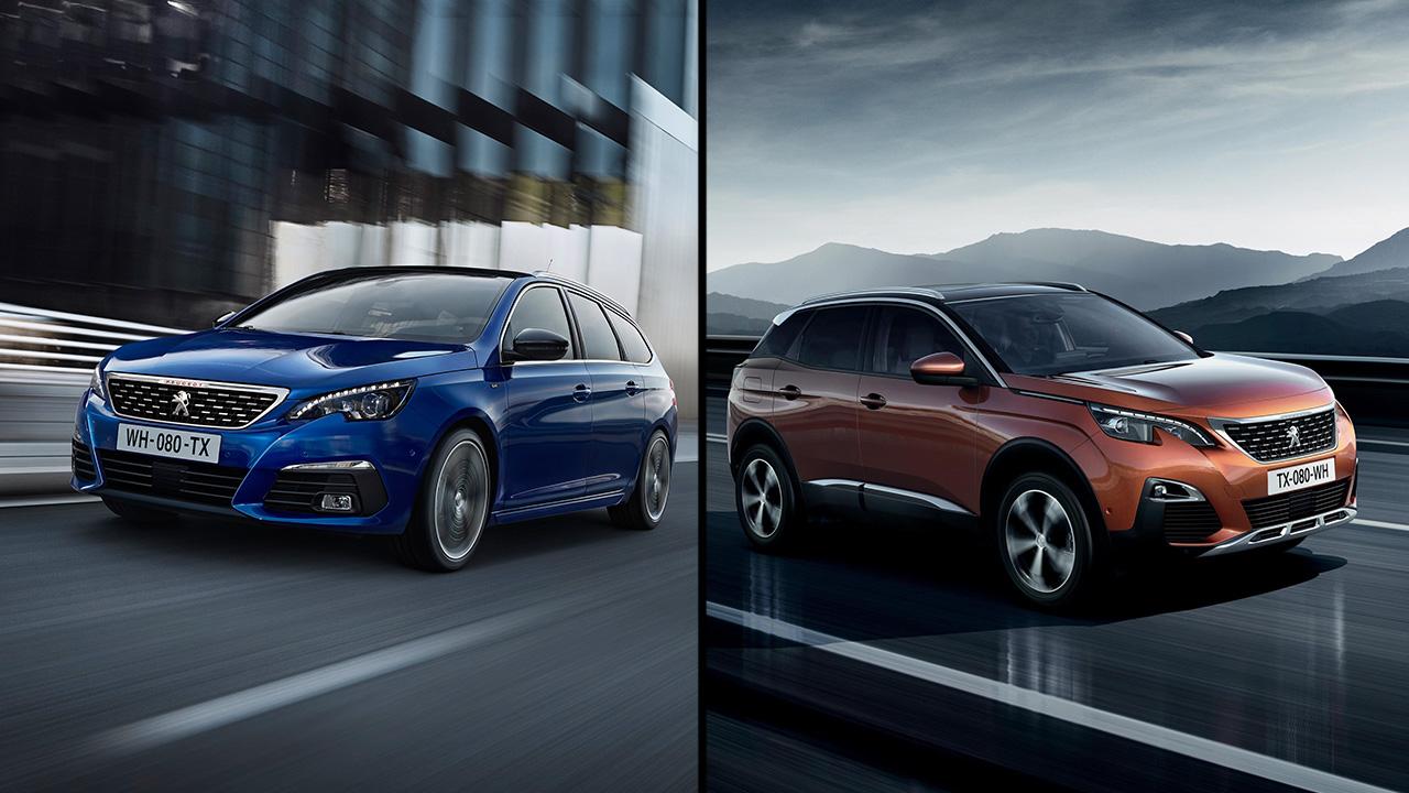 ¿Cuál es mejor, el Peugeot 308 o el Peugeot 3008? -- Autobild.es