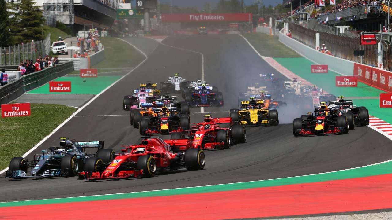| F1 2018 T.XX | 16/21 Sanciones Gran Premio de España (Circuit de Montmeló) Salida-gp-espana-2018