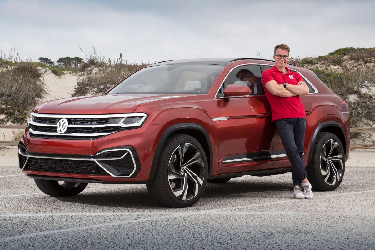 Prueba: Volkswagen Atlas Cross Sport. Un coupé para América. -- Autobild.es