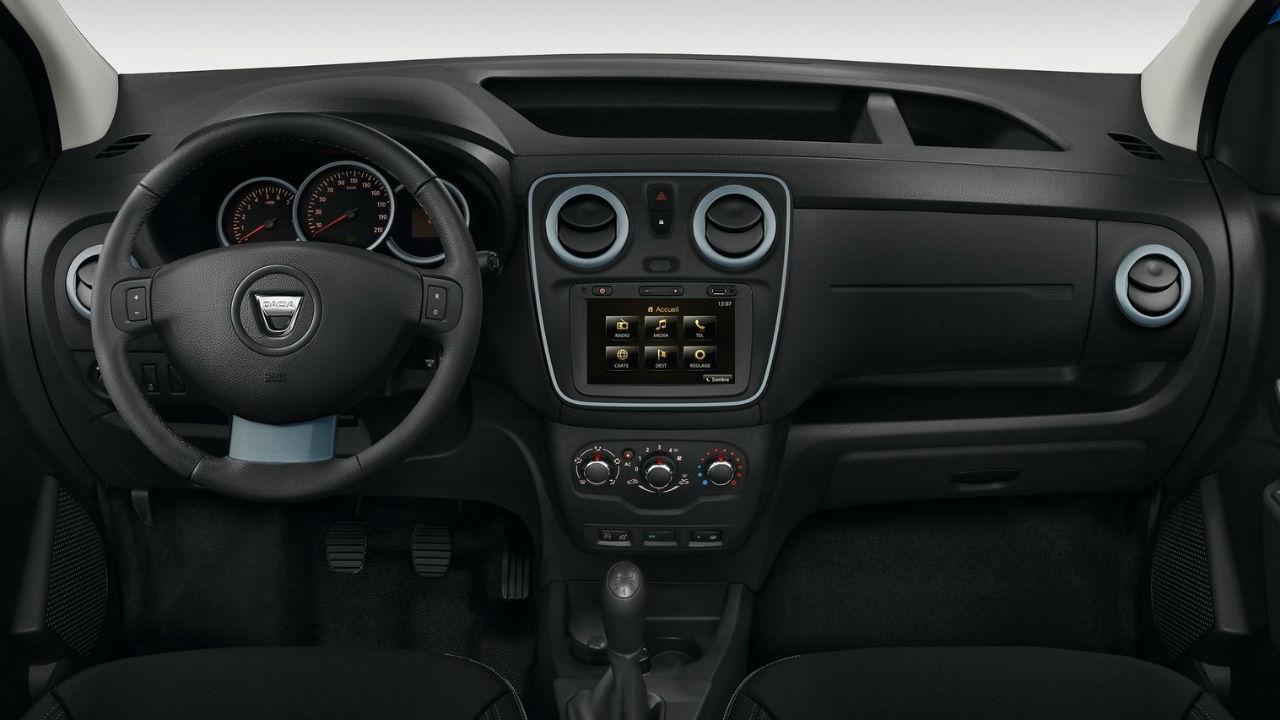 ce9db87b1f Tres secretos del interior del Dacia Dokker Stepway -- Autobild.es