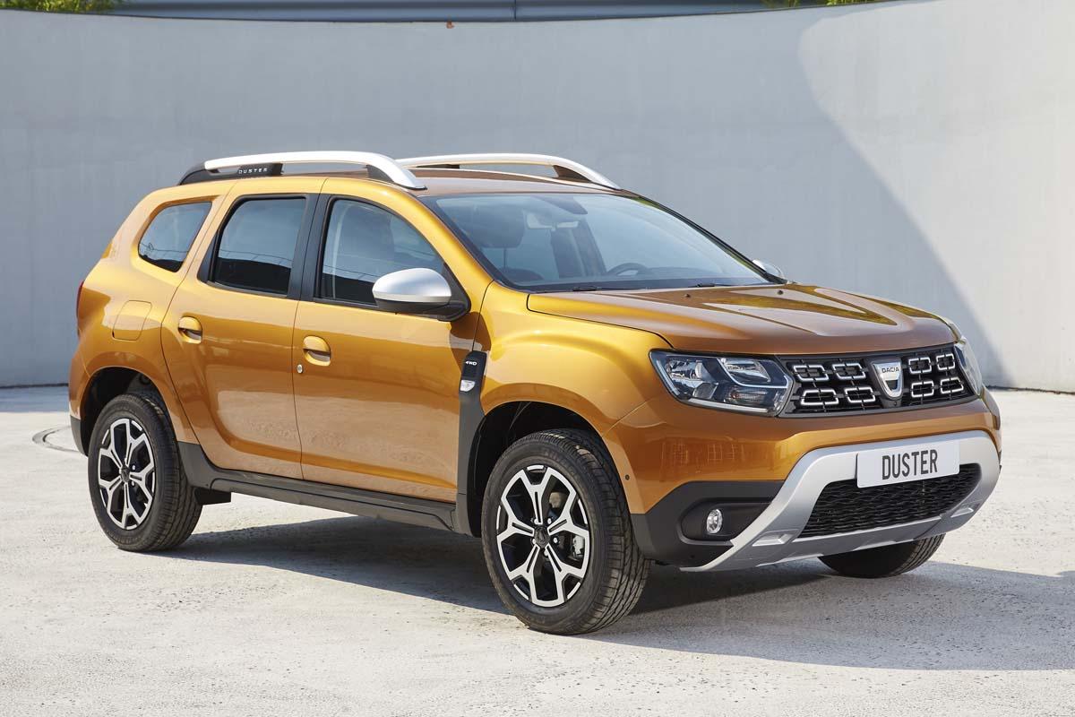 Mantenimiento Del Dacia Duster  Cinco Cosas Que No Debes Olvidar