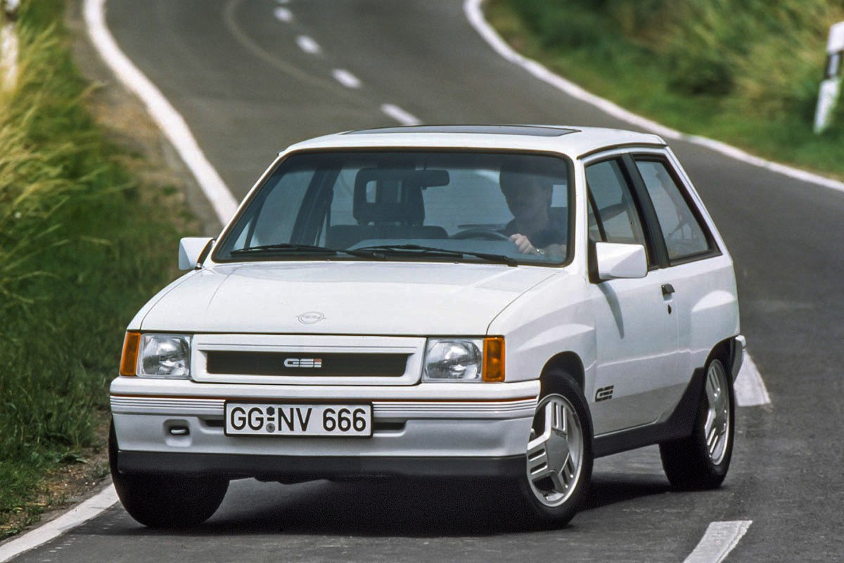 Cuál Gti GsiCoches Era Opel U Corsa MejorPeugeot 205 l1J3uTFKc5