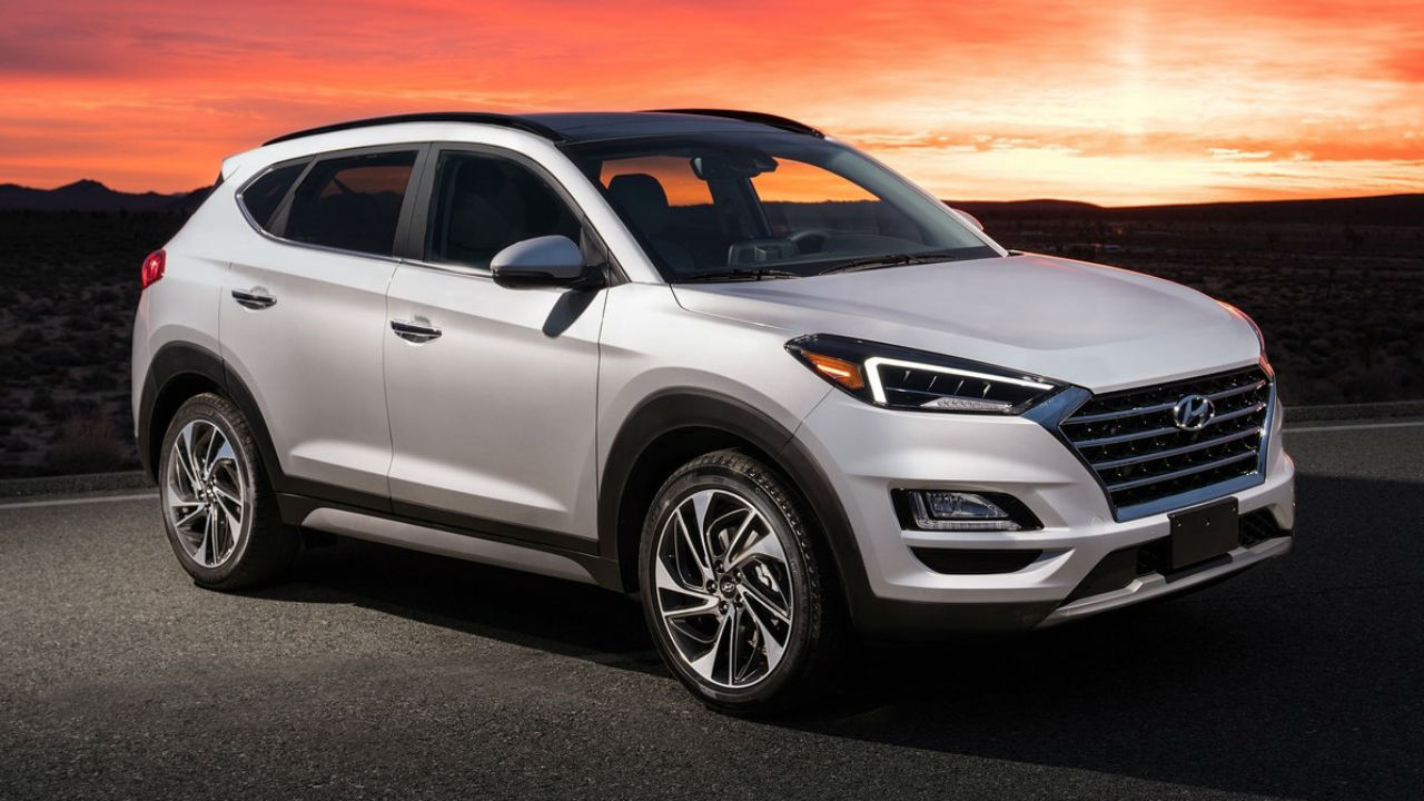 Precio Del Hyundai Tucson 2018 Desde 22 415 Euros Autobild Es