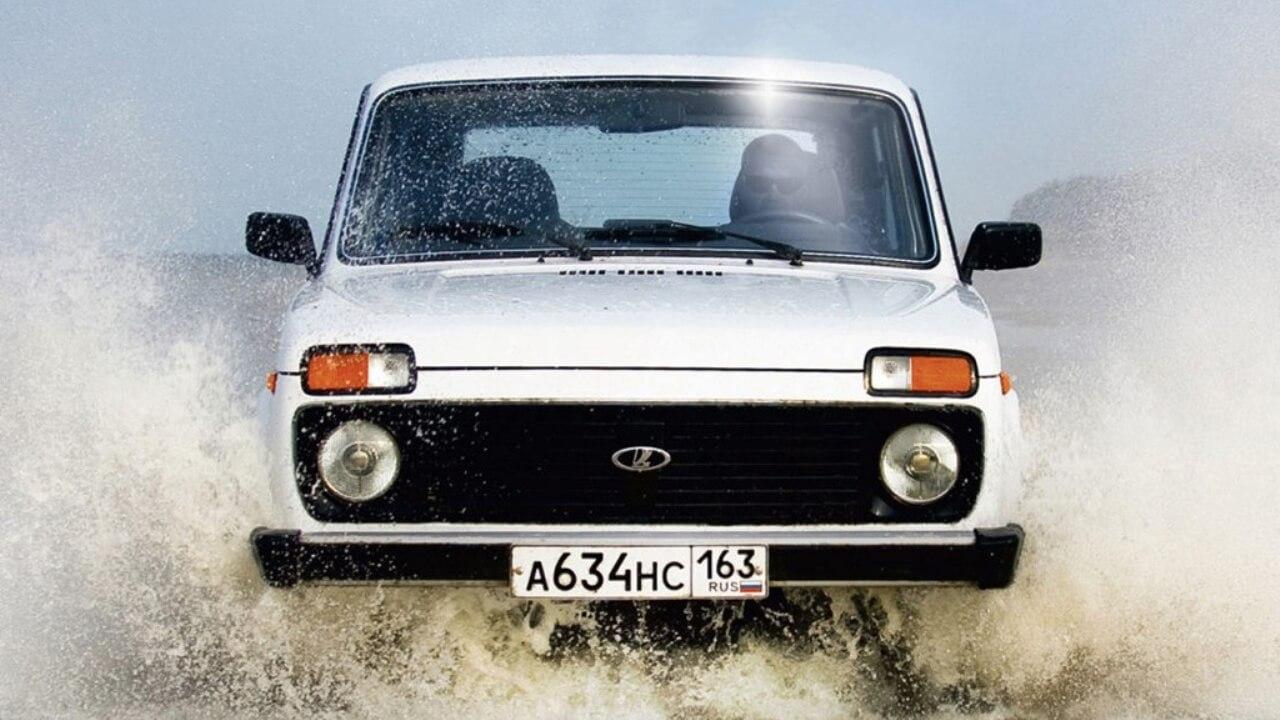ab3156b20 5 virtudes y un defecto del Lada Niva 4x4 -- Autobild.es