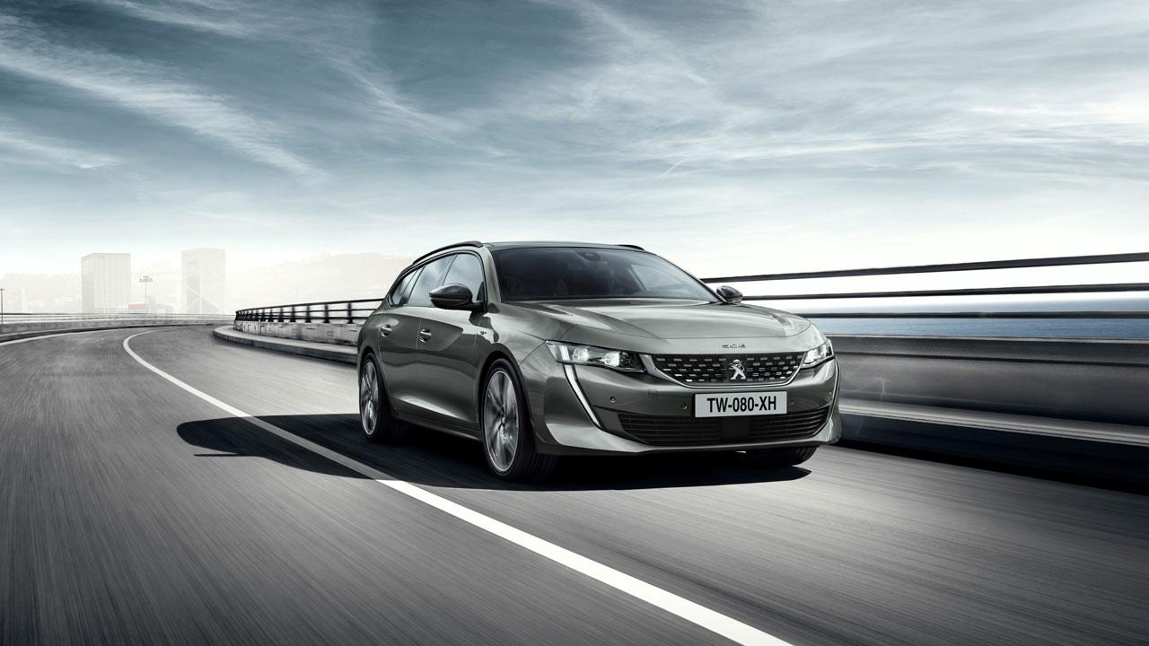 Peugeot 508, todas las versiones del mercado, precios y ofertas y ficha. --  Autobild.es