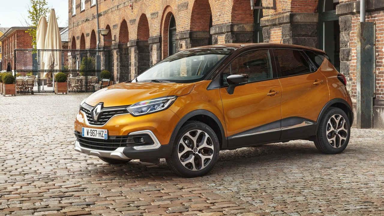 El Renault Captur 2020 podría ser híbrido enchufable ...