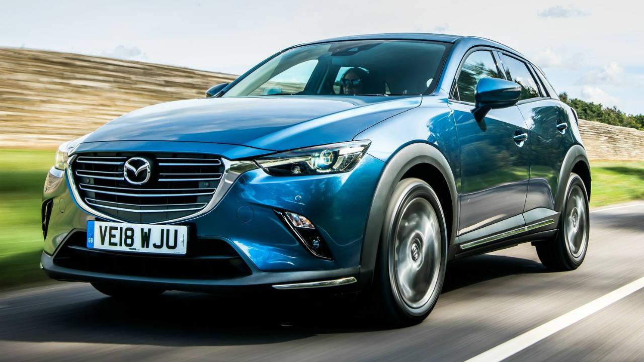 Mazda Cx 3 2019 Toda La Informacion Y Precios Autobild Es