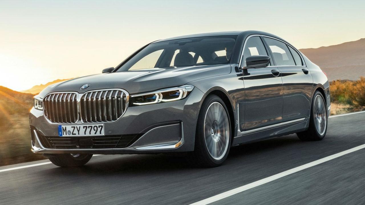 2020 BMW 750Li Xdrive Performance