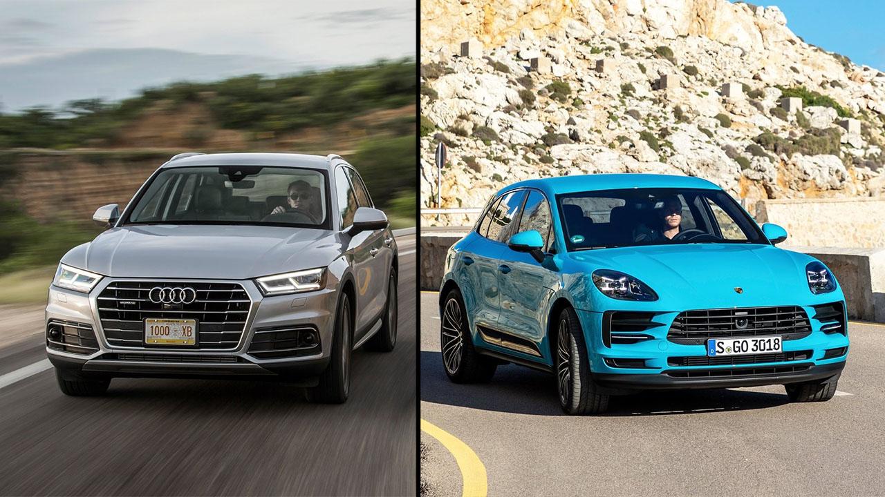 Cuál es mejor, el Porsche Macan 2019 o el Audi Q5