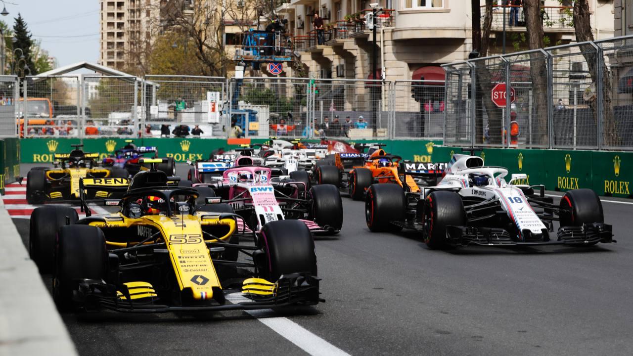 Calendario F1 2020 Horarios.Horarios De Formula 1 Gp Azerbaiyan F1 2019 F1 Autobild Es