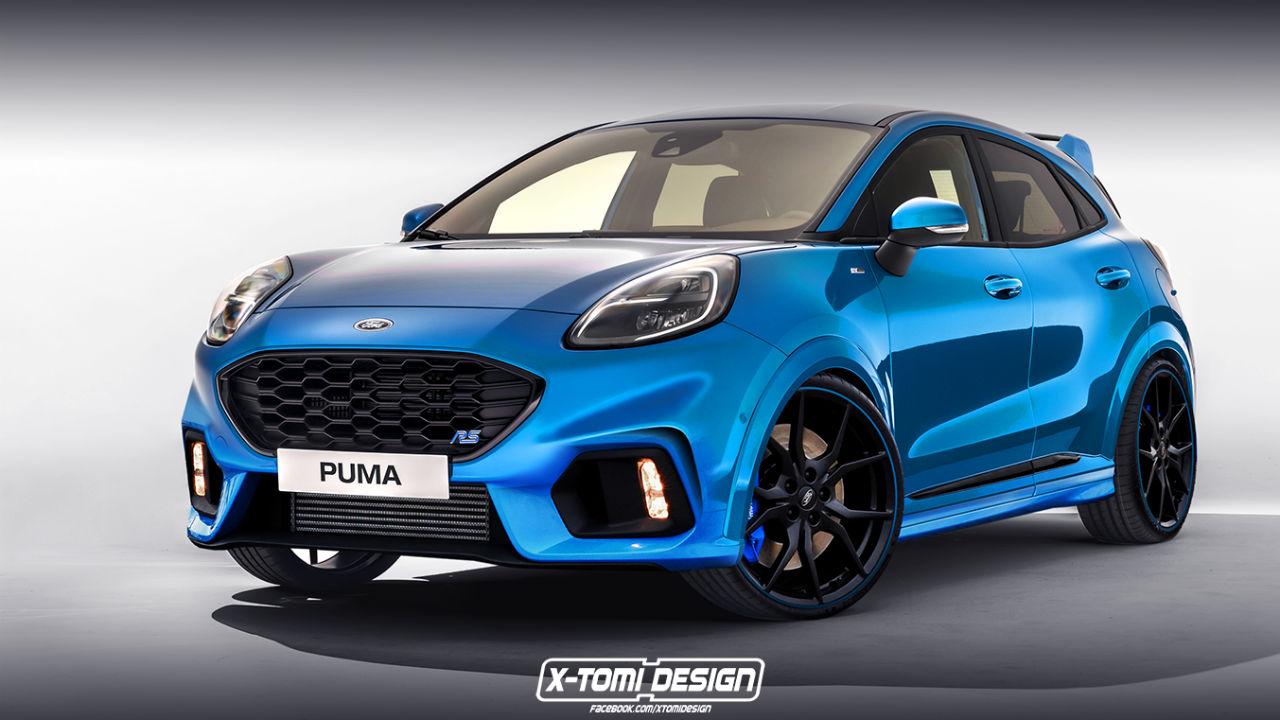 piel Leia Paraíso  Así serían los Ford Puma ST y RS, ¿llegarán a hacerse realidad? --  Autobild.es