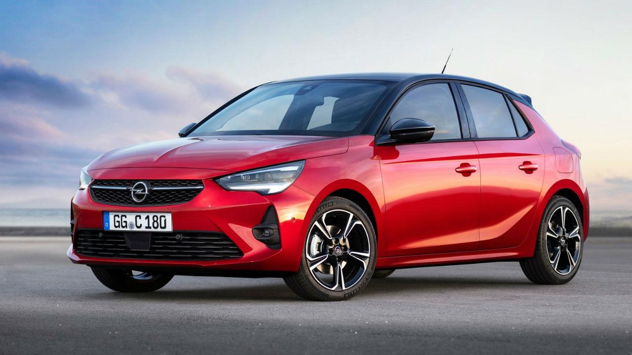 2020 Opel Corsa New Concept
