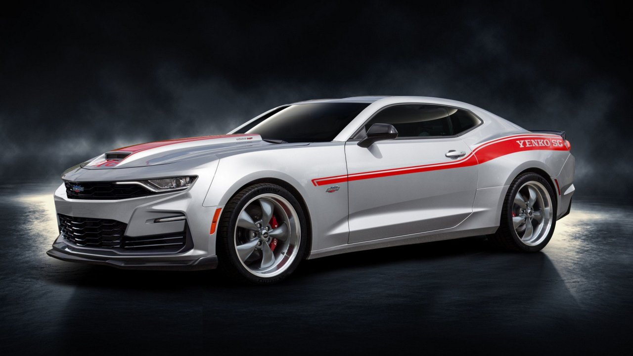 2020 The All Chevy Camaro Speed Test