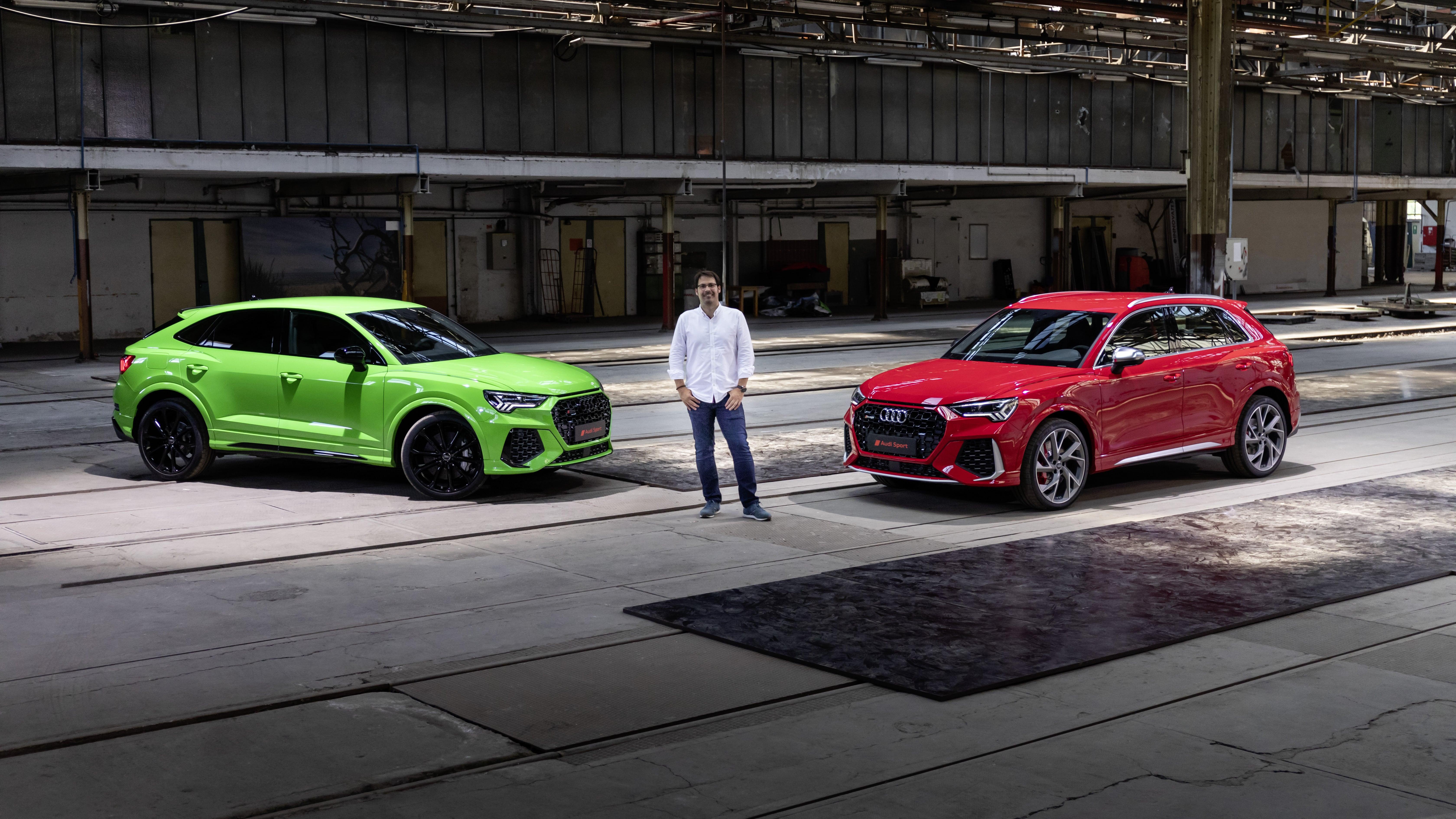 Audi Rsq3 2020 El Suv Mas Deportivo Y Polivalente Autobild Es