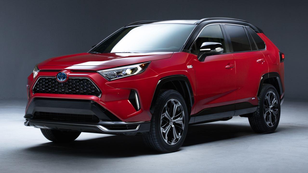 2020 Toyota Rav4 Hybrid Performance