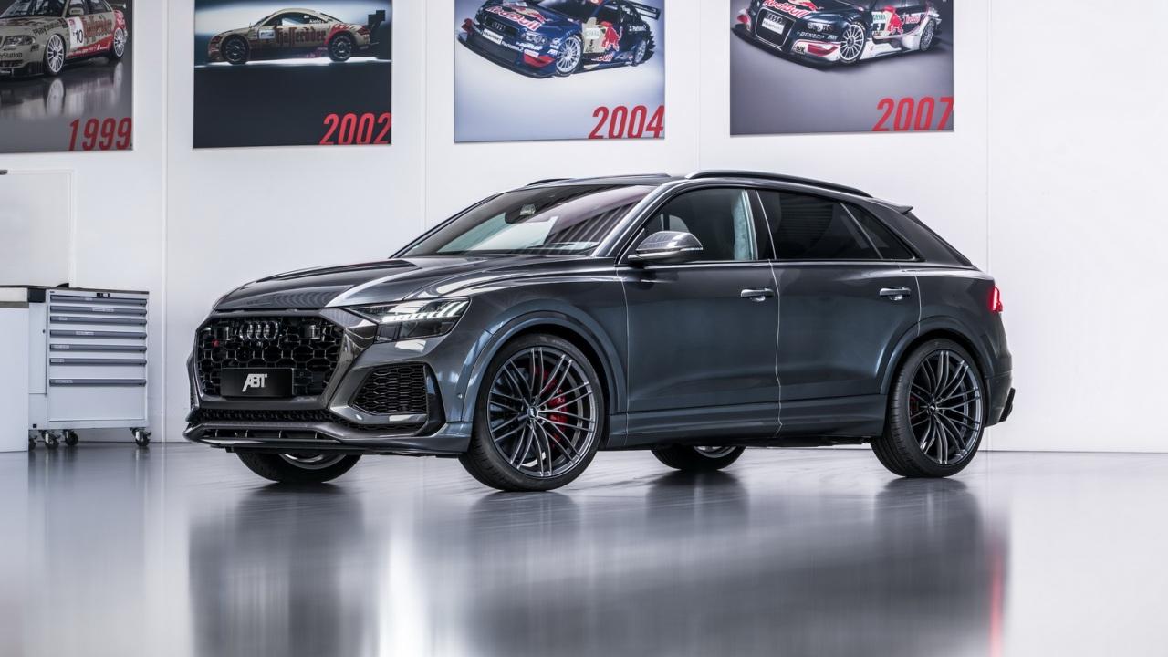 El Audi Rs Q8 De Abt Sportsline Tiene 700 Cv De Potencia Autobild Es
